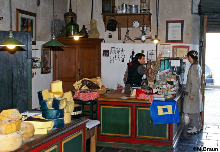 Epoca de Quesos - hier kann man probieren und kaufen