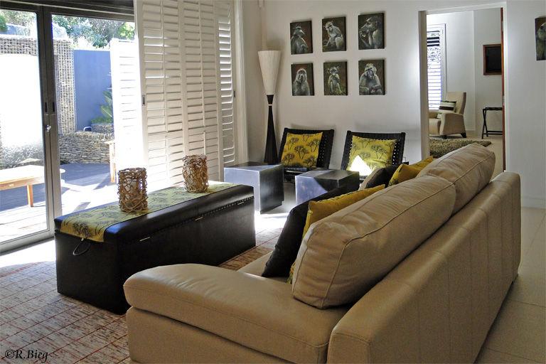 Lounge im Selkirk House