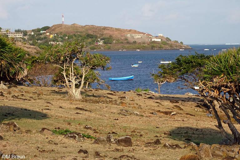 Die Südküste von Rodrigues