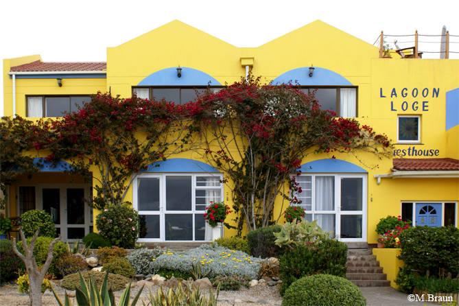 Unser Gästehaus in Walvis Bay