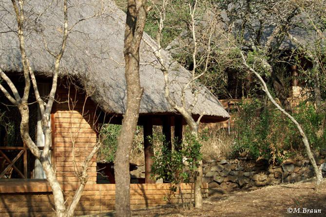 Von Natur umgeben, unser Chalet in Ithala