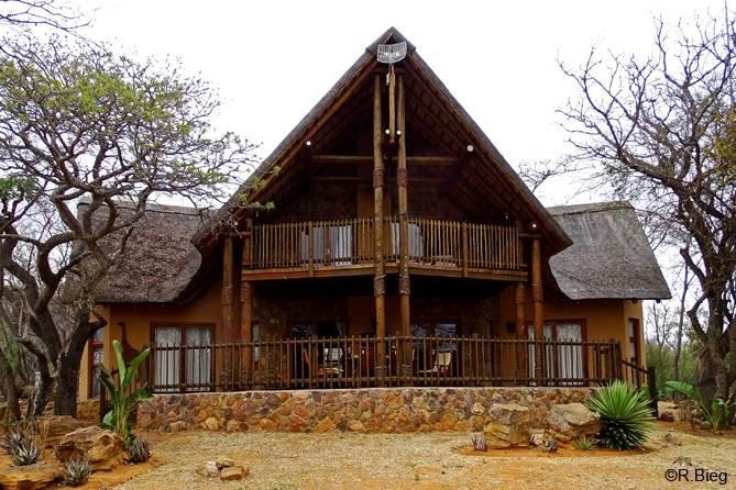 Unsere Villa in Kololo