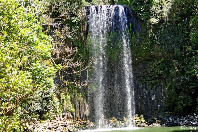 Wasserfall bei Milaa Milaa