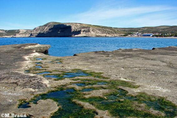 Bucht von Puerto Pirámides
