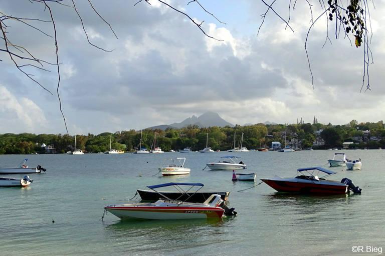 Küste in Richtung Mahébourg
