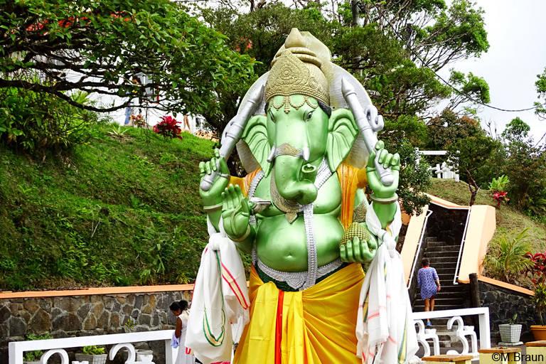 Ganesha, der hinduistische Elefantengott