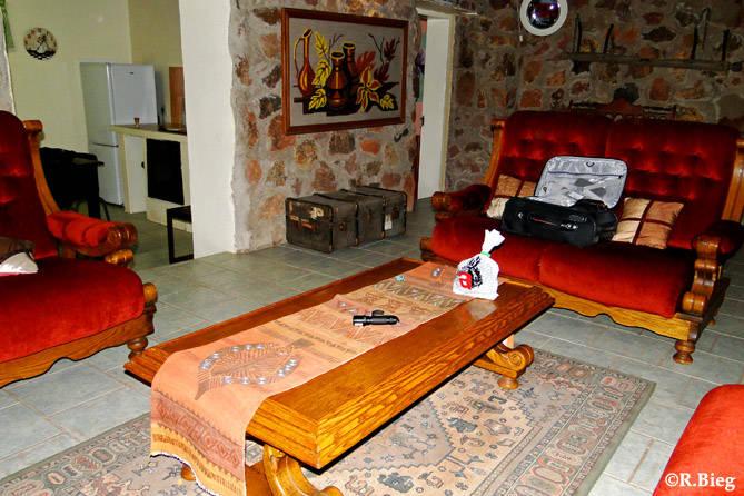 Die Lodge in Phumula