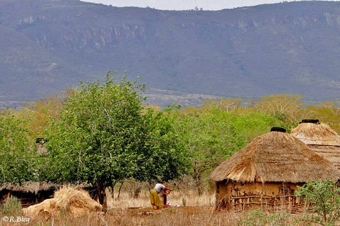 Unterwegs in Swaziland