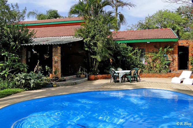 Mapuland-Gästehaus in St. Lucia