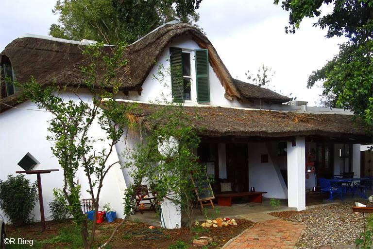 Das Gästehaus Saint Du Barrys in Clanwilliam