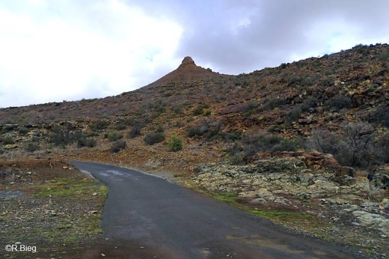 Fahrt zum Klippspringer Pass