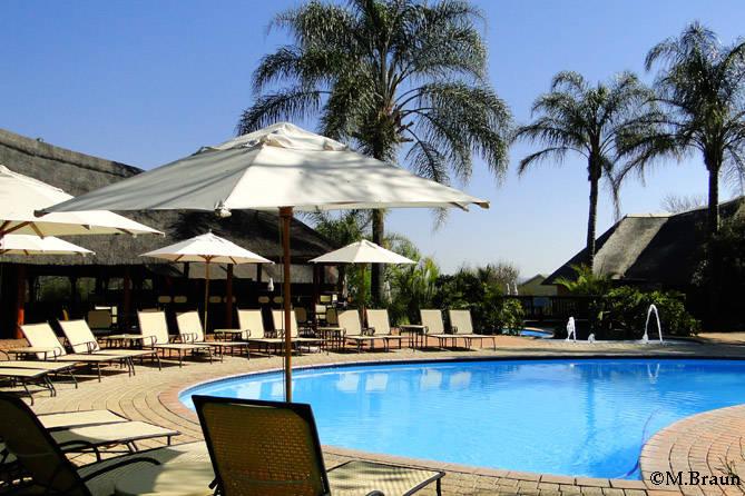 Das Protea Hotel The Ranch