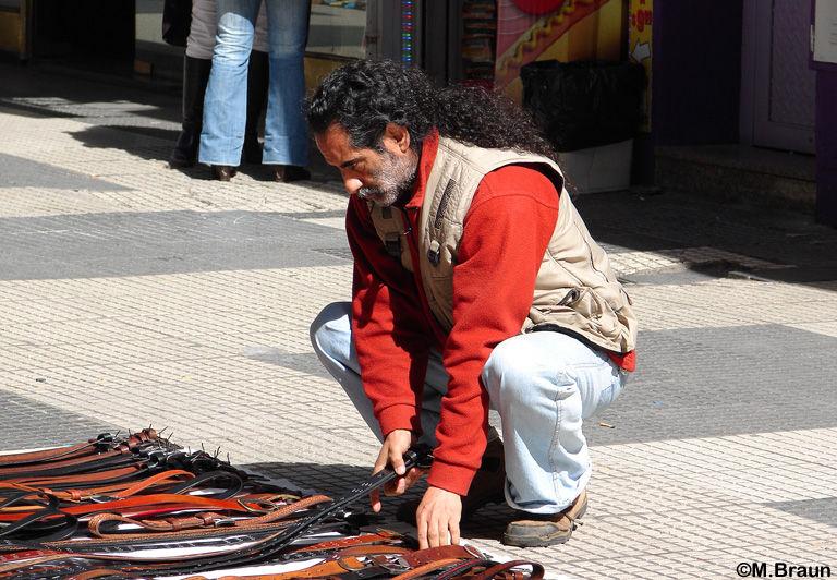 Straßenhändler