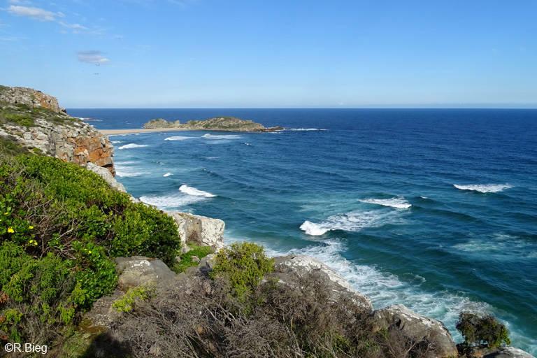 Nahe Plettenberg Bay liegt das Robberg Nature Reserve
