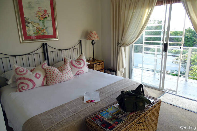 Das Zimmer im Headland Gästehaus