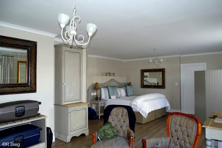 Das geräumige Zimmer