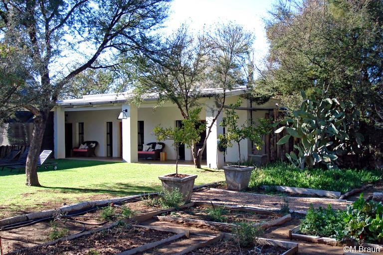 Unsere Unterkunft The Whyte House