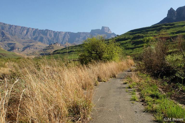 Schöne Wanderwege im Nationalpark