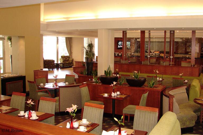 Das Restaurant der Country Lodge in Bloemfontein