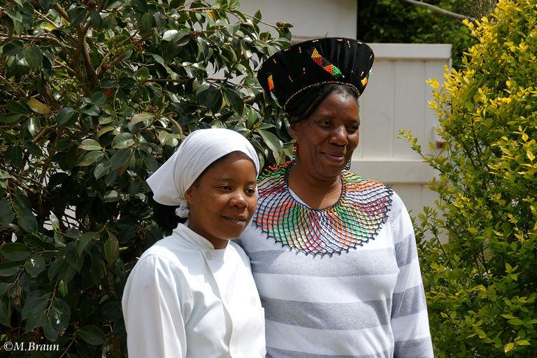 Zwei Zulu-Frauen