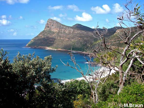 Smitswinkelbaai - auf dem Weg zum Kap