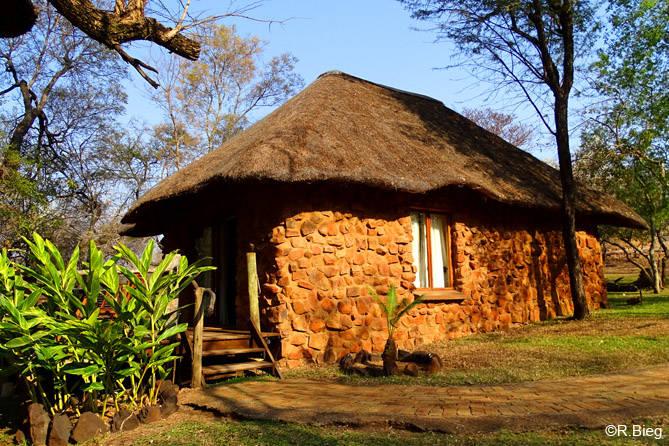 Unser Cottage in Zenzele