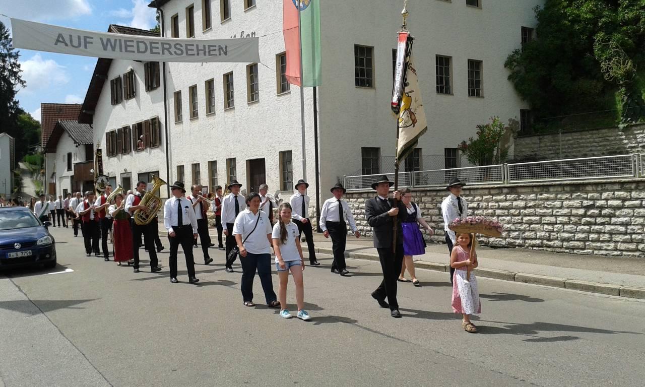 Gaufestzug Pappenheim 24.07.2016