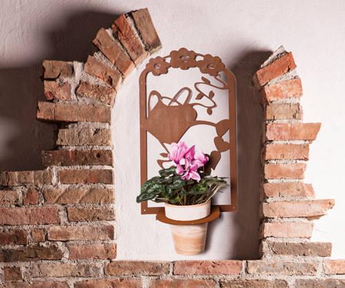 edelrost deko artikel rostdeko, Hause und Garten