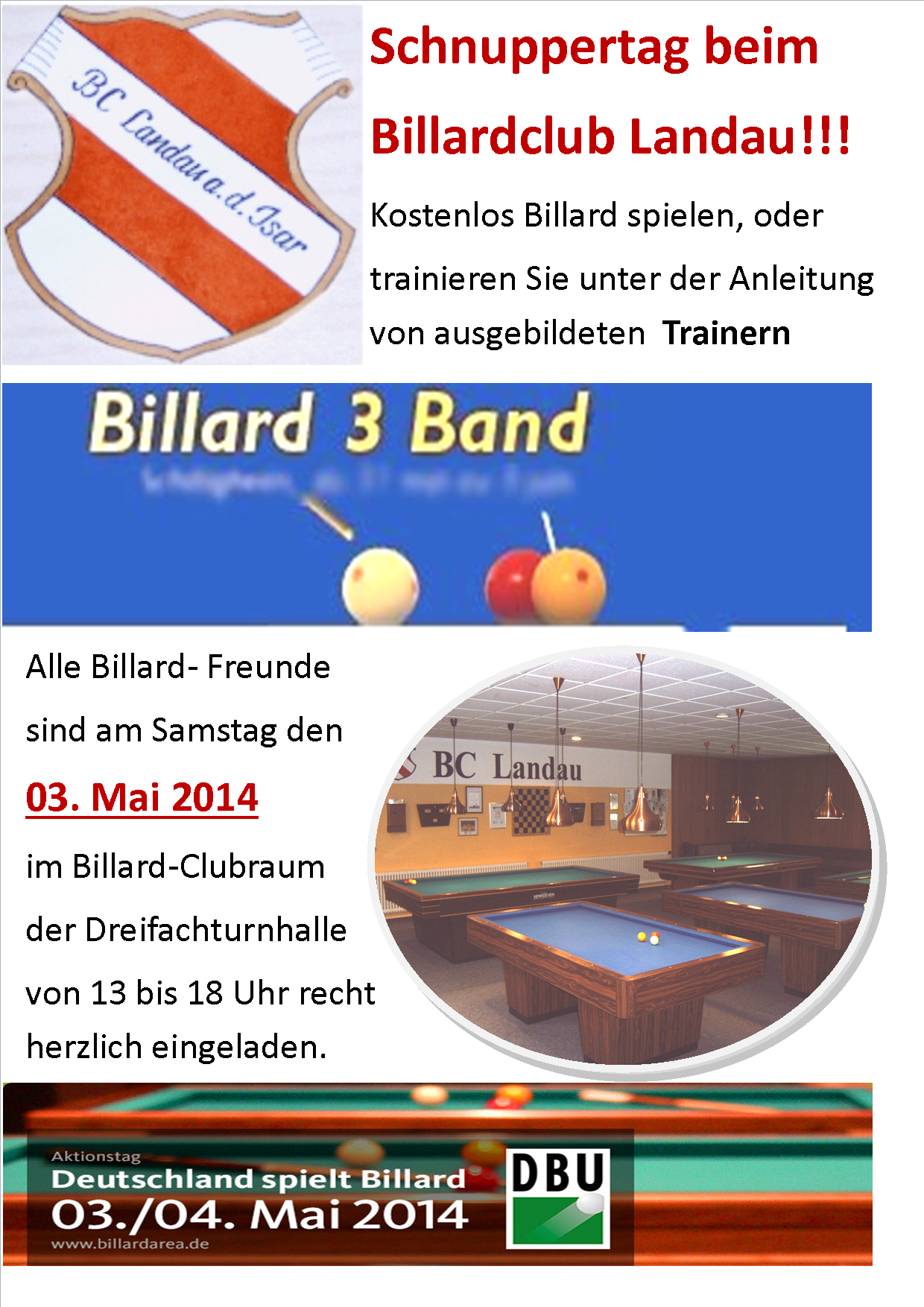 billard meisterschaft bad wildungen