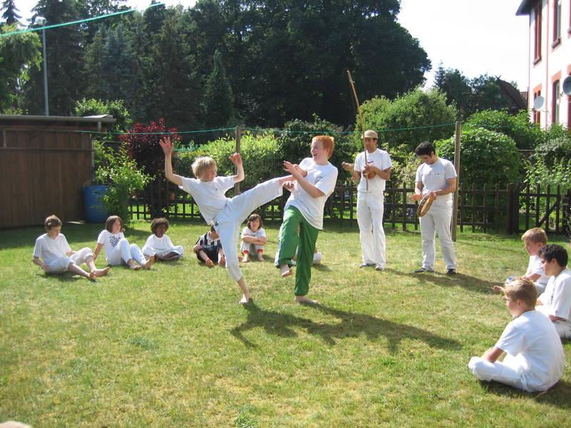 Capoeira KGS Schwarmstedt