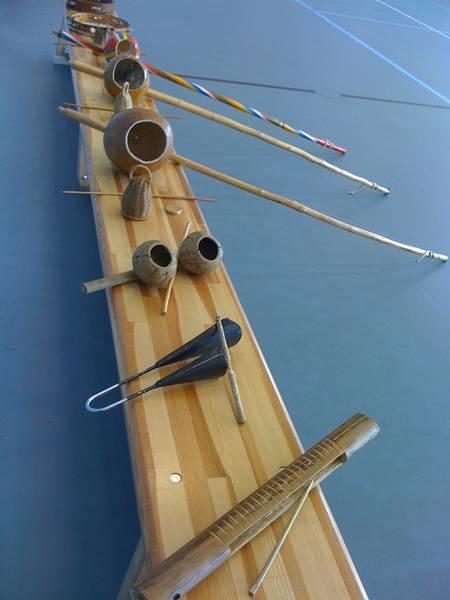 Capoeira Bateria - Musikinstrumente