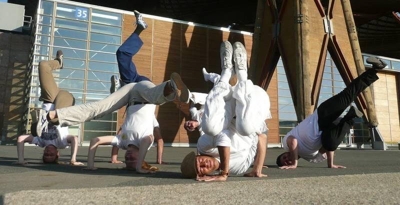 Tobias Groß - Capoeira Hannover Center