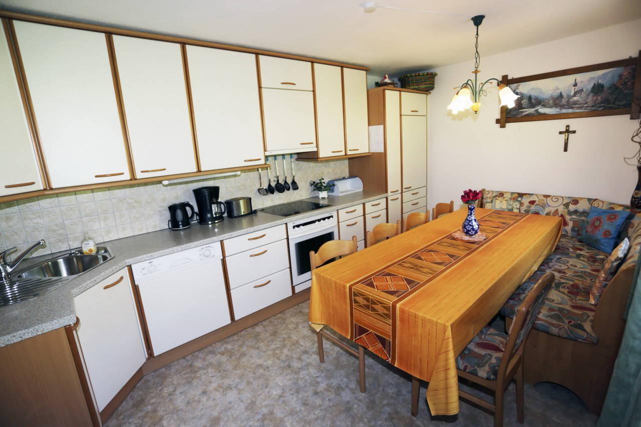 Wohnküche Essbereich am 1 Stock