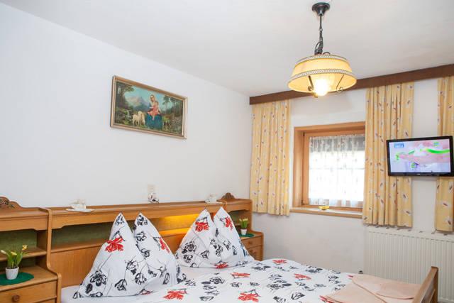 Doppelzimmer Ferienwohnung.