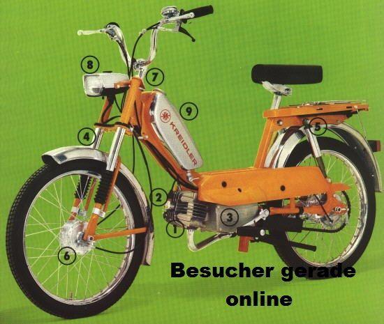 moped papiere beantragen