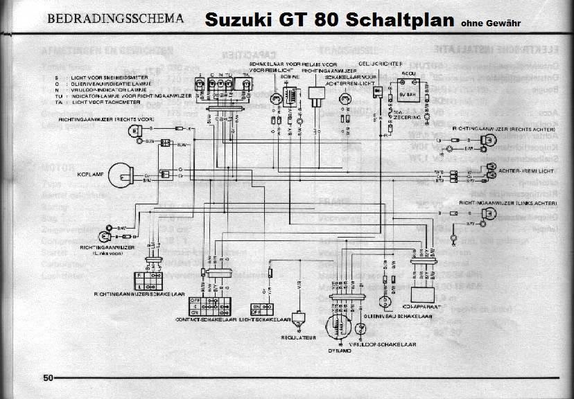 Ungewöhnlich Dr350 Suzuki Schaltplan Fotos - Der Schaltplan - greigo.com