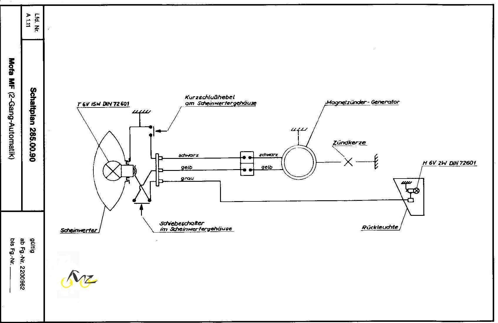 Nett Schaltplan Für Den Generator Galerie - Schaltplan Serie Circuit ...