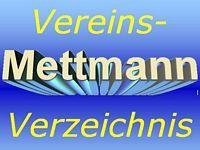 Vereinsverzeichnis Mettmann