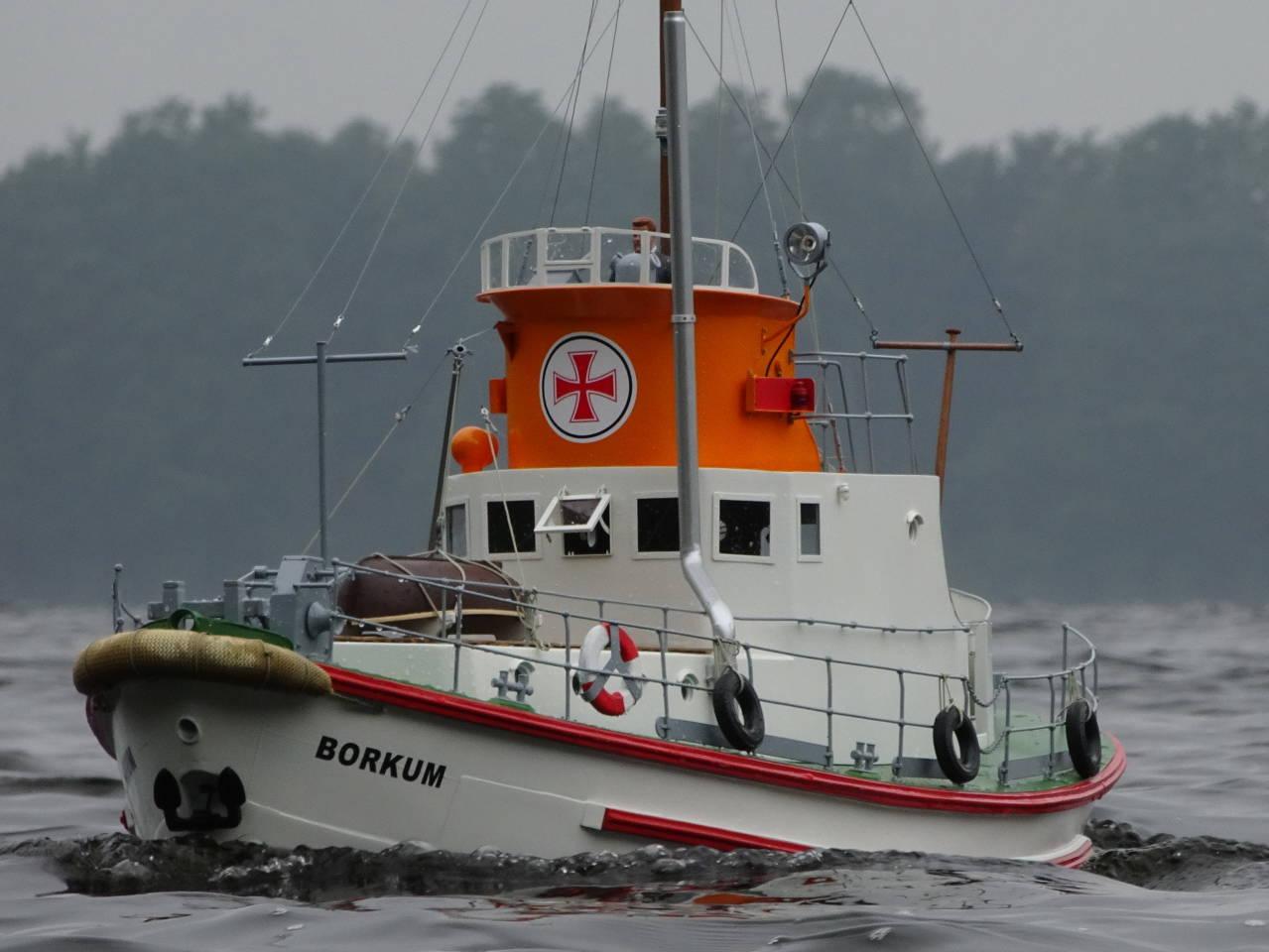 MRB Borkum