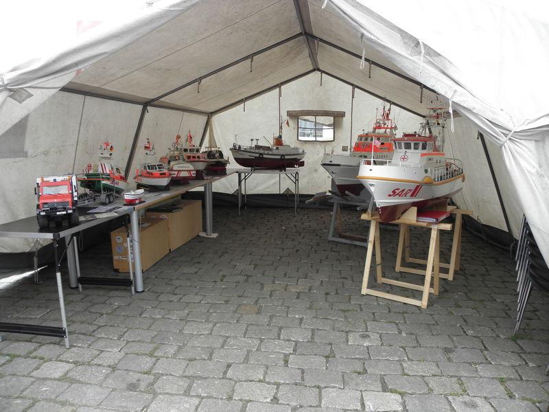 Tag der Seenotretter 2011