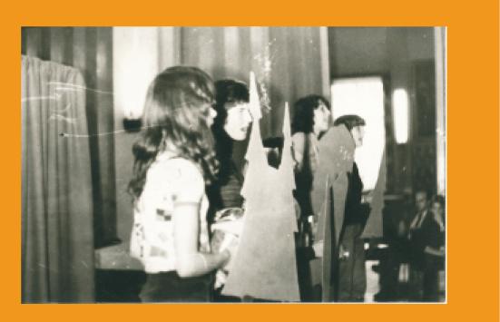 """Premiere """"Wenn's mich nur gruselte"""" 1983"""