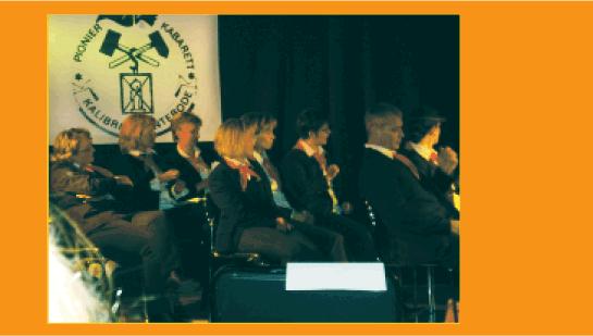 Im März 2009 wurde der ehemalige Leiter und Texter nach Mainz feierlich verabschiedet