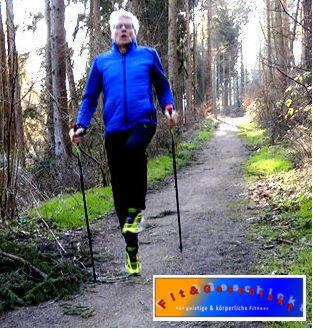 Nordic Walking - etwas dynamischer