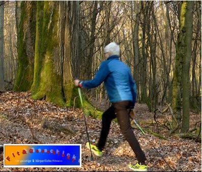 Nordic Walking imNaturpark Taunus