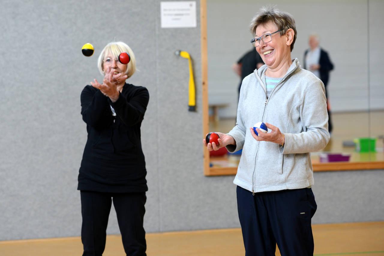 Mit Spass lernt unser Gehirn sich anders zu vernetzen