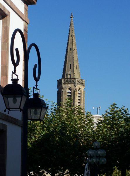 Kirche Saarlouis