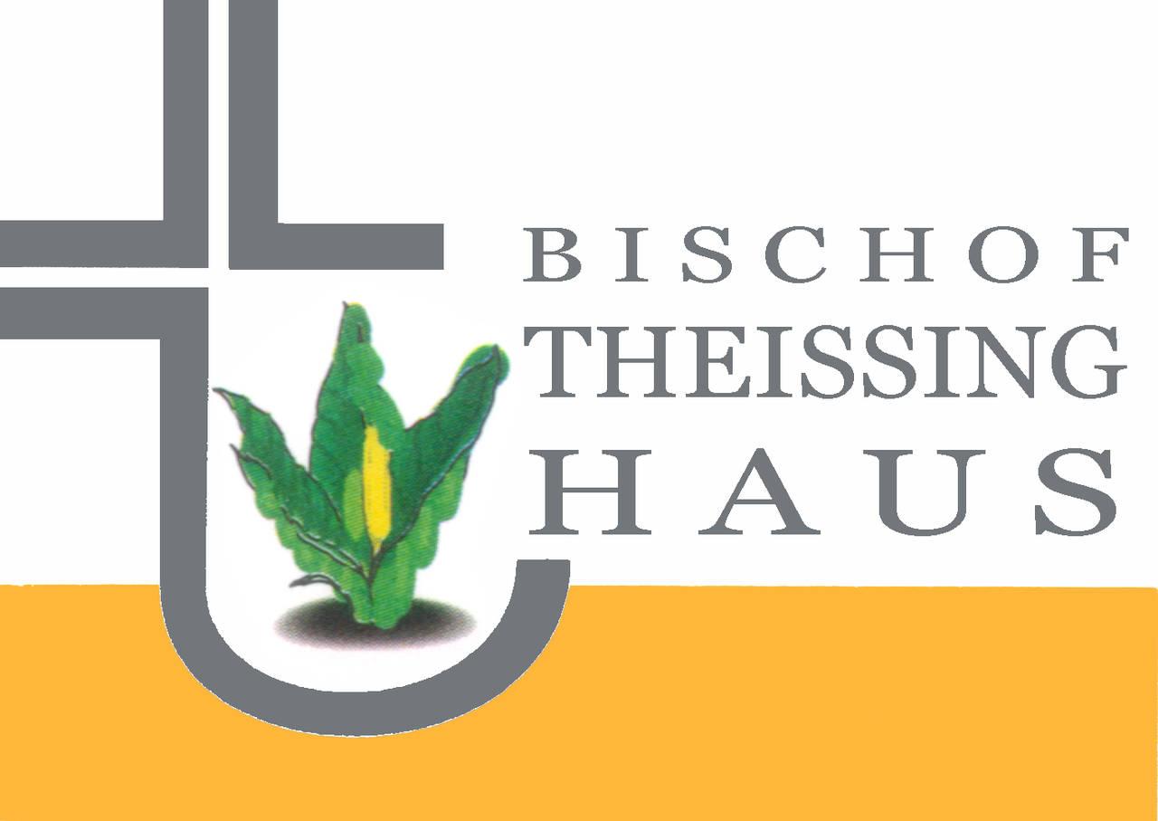Logo Emblem der kath. Jugendbildungsstätte Bischof-Theissing-Haus Teterow, Jugendhaus Mecklenburg-Vorpommern MV, Jugendgästehaus, Gruppenhaus, Gruppenunterkunft, Jugendherberge