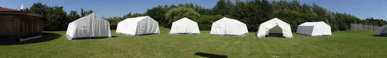 Zeltplatz, Campingplatz, Zeltverleih, Mecklenburgische Schweiz, Mecklenburg Vorpommern, Teterow, Teterower See, Großzelte