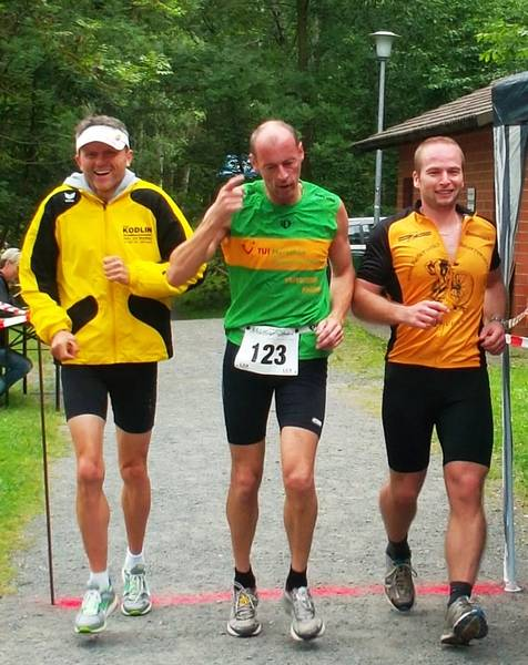 Silbersee Triathlon 2012