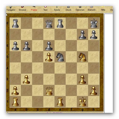 Schachrätsel